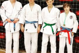 scholenkampioenschap judo