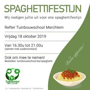 spaghettifestijn